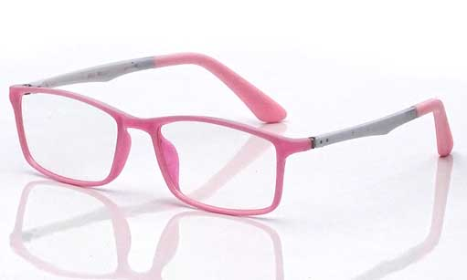 Small Eyeglasses Pink