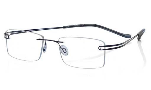 Black Rimless frames online