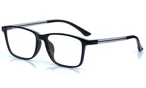 Black Designer eyeglass