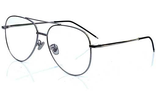 Silver eyeglasses online